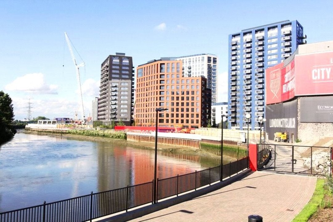 Flat for sale in City Island, , E14 0JU - view - 2