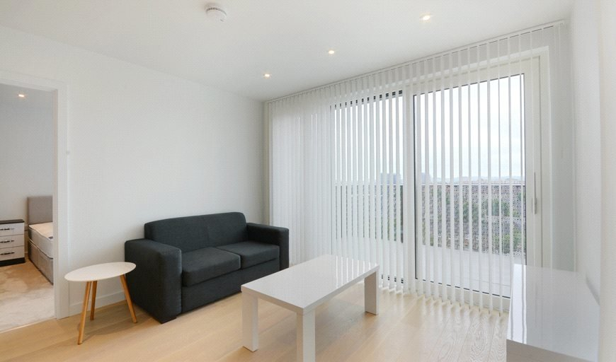 flat for sale in Drake Apartments, South Garden Mansions, SE17 1FP-View-1