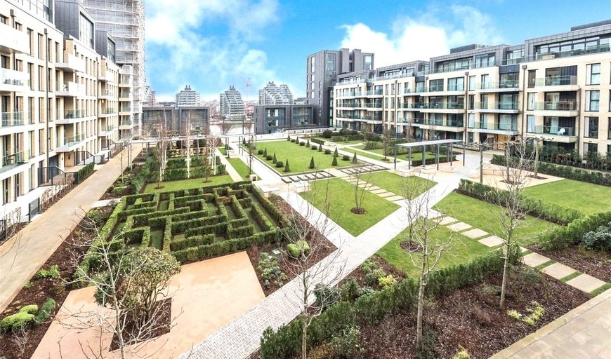 flat for sale in Ingrebourne Apartments, 5 Central Avenue, SW6 2GG-View-1