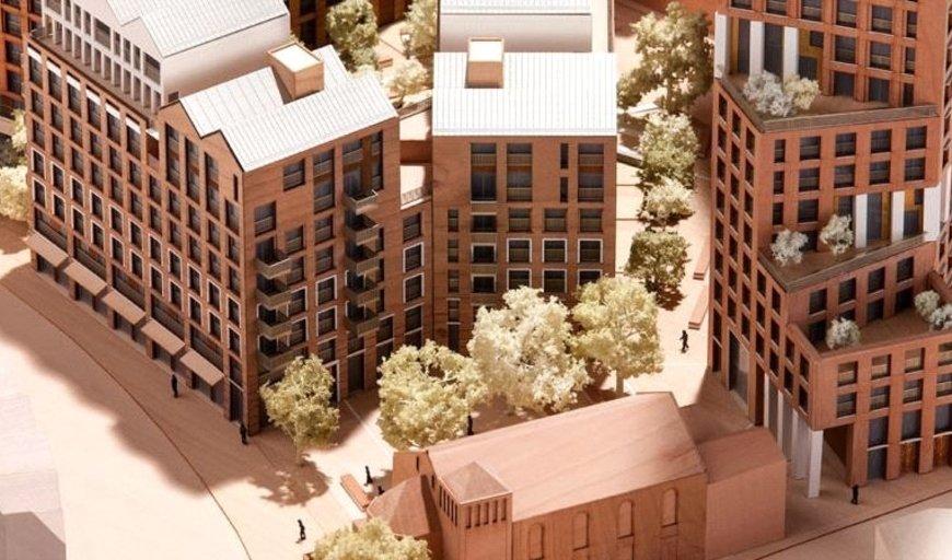 flat for sale in Keybridge Nine Elms, London, SW8 1RG-View-1