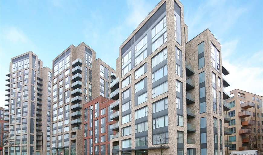flat for sale in Maraschino Apartments, 47 Cherry Orchard Road, CR0 6FJ-View-1