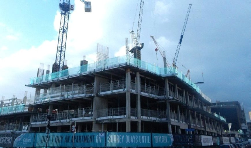 flat for sale in Marine Wharf East, Surrey Quays, SE16 7UD-View-1