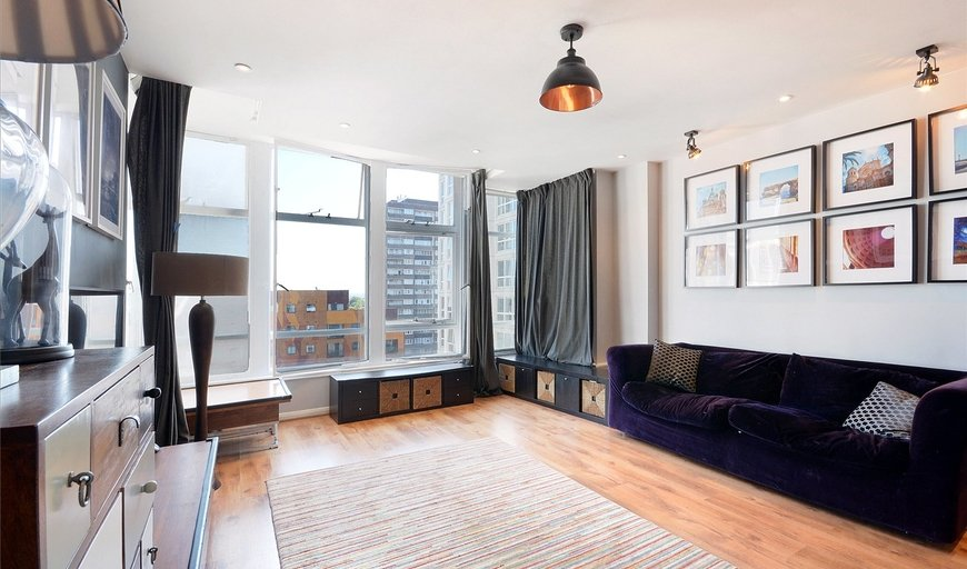flat for sale in Metro Central Heights, 119 Newington Causeway, SE1 6DB-View-1