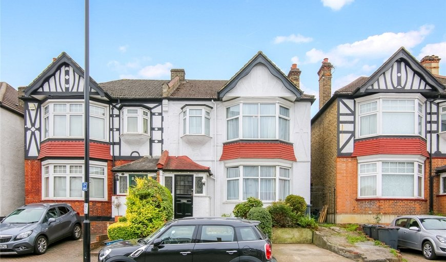 house for sale in Norbury Crescent, Norbury, SW16 4LA-View-1