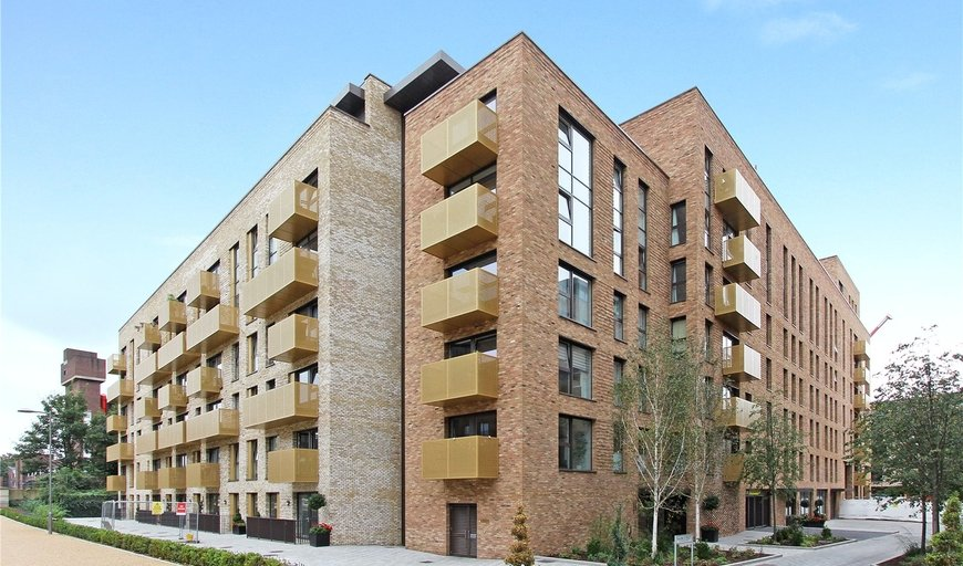 flat for sale in Nyland Court, Naomi Street, SE8 5EW-View-1