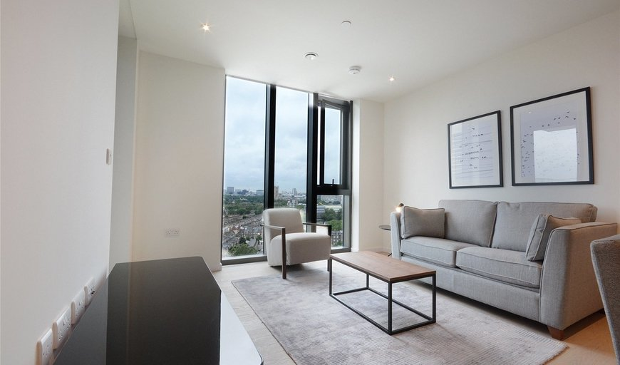 flat for sale in One The Elephant, Elephant & Castle, SE1 6SQ-View-1