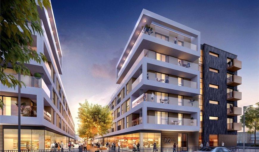 flat for sale in Park Place, Stevenage, SG1 1DP-View-1
