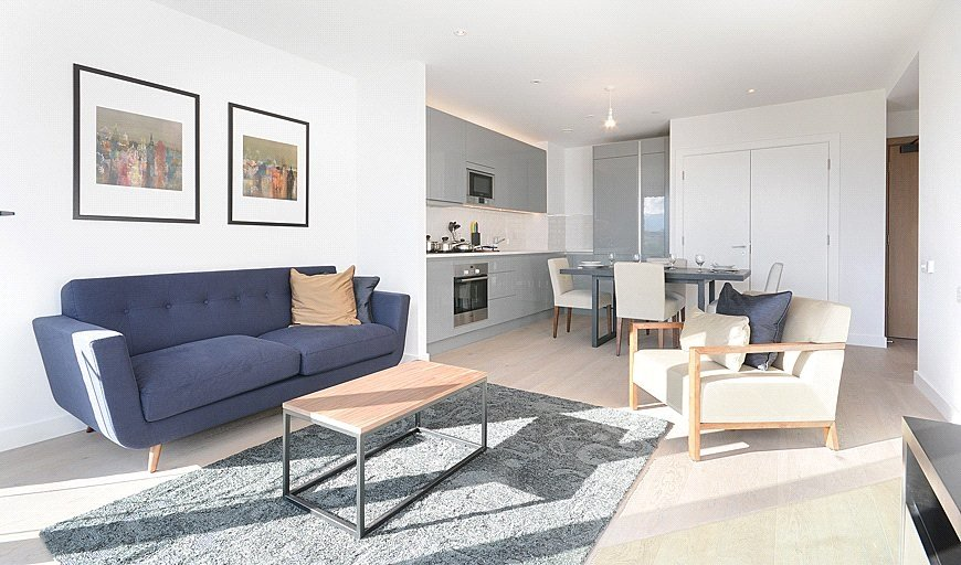 flat for sale in Rutherford Heights, Rodney Road, SE17 1PG-View-1