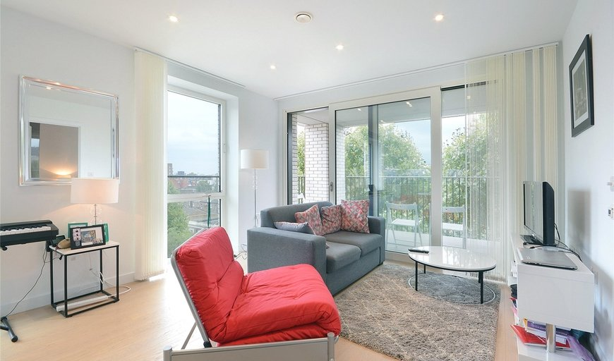 flat for sale in Stock House, 29 Wansey Street, SE17 1FE-View-1