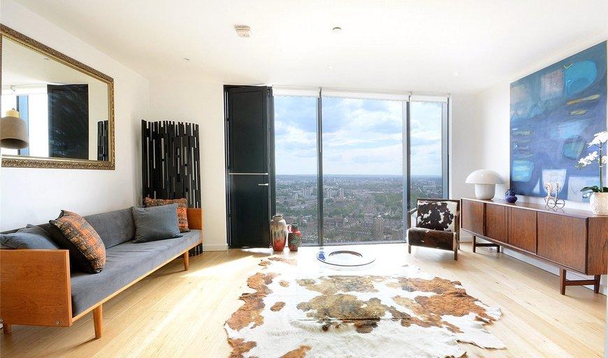 flat for sale in Strata, 8 Walworth Road, SE1 6EL-View-1