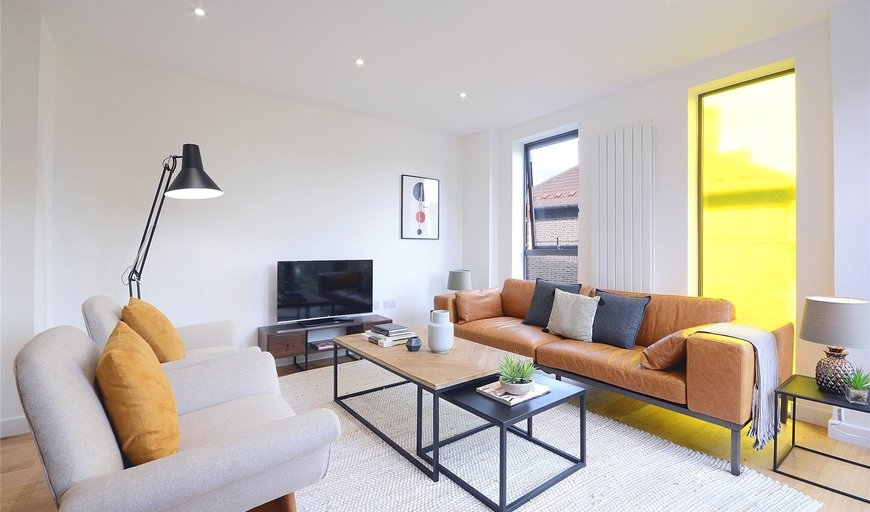 flat for sale in Waleorde Road, London, SE17 1GG-View-1