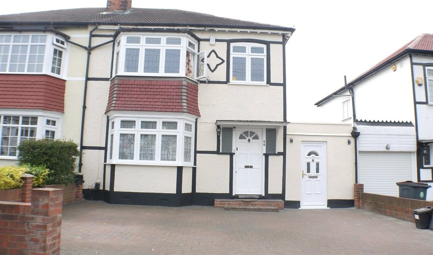 house to rent in Carolina Road, Thornton Heath, CR7 8DL-View-1