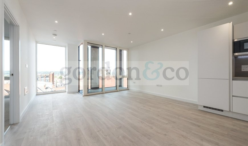 flat to rent in Hartley Apartments, Perceval Square, HA1 1ER-View-1