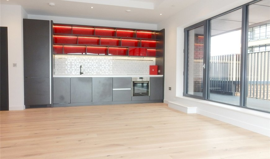 property to rent in London City Island, 41 Lyell Street, E14 0SS-View-1