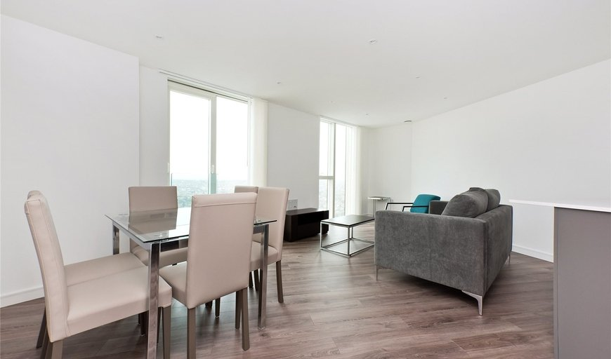 flat to rent in Pinnacle Apartments, 11 Saffron Central Square, CR0 2GL-View-1