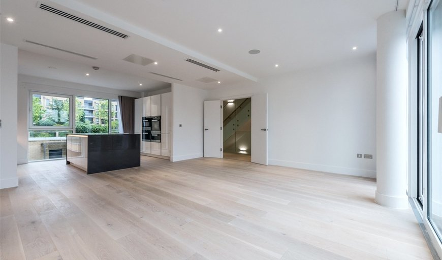 flat to rent in Riverwalk Apartments, 5 Central Avenue, SW6 2GQ-View-1