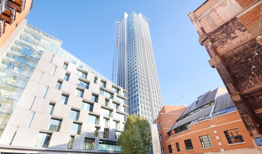 flat to rent in Upper Ground, London, SE1 9EY-View-1