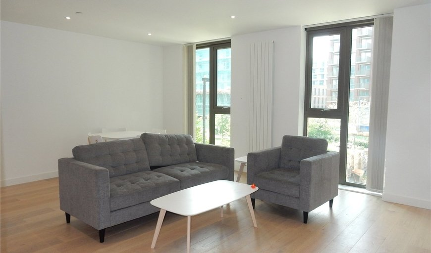 property to rent in Windlass House, 21 Schooner Road, E16 2PW-View-1